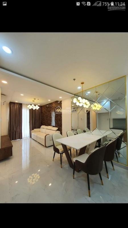 Cho thuê căn hộ chung cư cao cấp Cộng Hòa Garden Quận Tân Bình. Nhà mới, đẹp, sang trọng, tiện nghi, 82m2, 2 phòng ngủ, 2 toilet
