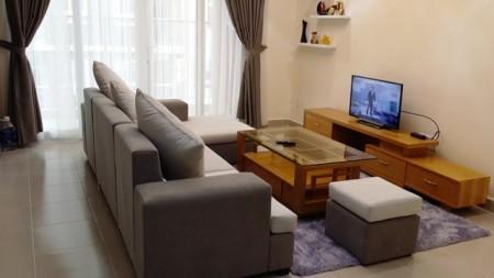 Cho thuê căn hộ Hà Đô Gò Vấp 3 phòng ngủ / 2WC, DT 96 m2 full nội thất đẹp gần công viên Gia Định 14tr/th, 96m2, 3 phòng ngủ, 2 toilet