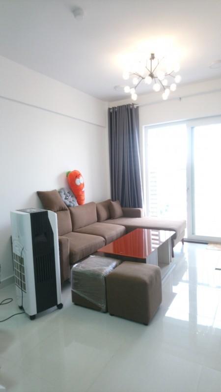 Tôi cần cho thuê căn hộ 2PN 2WC 65m2 chung cư Prosper kế bên CoopMart nội thất đầy đủ., 65m2, 2 phòng ngủ, 2 toilet