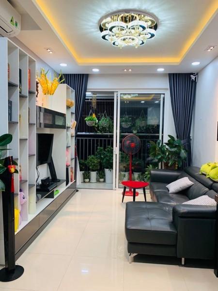Cho thuê căn hộ Cộng Hòa Garden, diện tích 75m2, 2 phòng ngủ, 2WC, nhà mới giá 13 triệu/tháng, 75m2, 2 phòng ngủ, 2 toilet