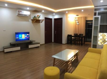 Cho thuê căn hộ B.2005 Central Point - 219 Trung Kính, Yên Hòa: 71m2, 2PN, đủ đồ đẹp, 13tr - MTG, 71m2, 2 phòng ngủ, 2 toilet
