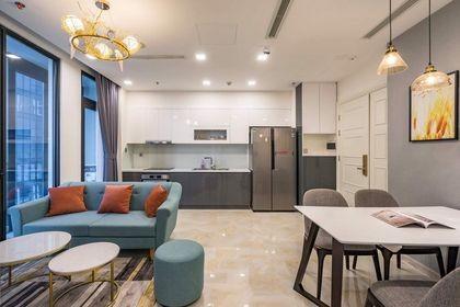 Cho thuê căn hộ cao cấp tại đường Tạ Quang Bửu Quận 8 thuộc dự án chung cư Bông Sao. 65m2, 2PN, 2WC, 65m2, 2 phòng ngủ, 2 toilet