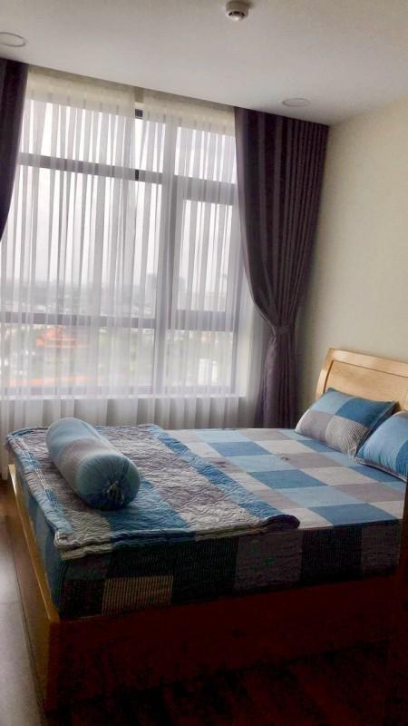 Cho thuê CHCC De Capella, Phố Lương Định Của, Phường Bình Khánh, Quận 2, DT 80m2, giá 12 triệu/th, 80m2, 2 phòng ngủ, 2 toilet