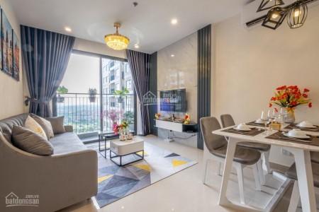 Cho thuê căn hộ chung cư Vinhomes Ocean Park, 2PN, 1WC, Nhà mới, Full nội thất, 55m2, 2 phòng ngủ, 1 toilet