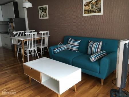 Cho thuê căn hộ chung cư cao cấp, full nội thất trên đường Trần Trọng Cung Quận 7, 54m2, 1 phòng ngủ, 1 toilet