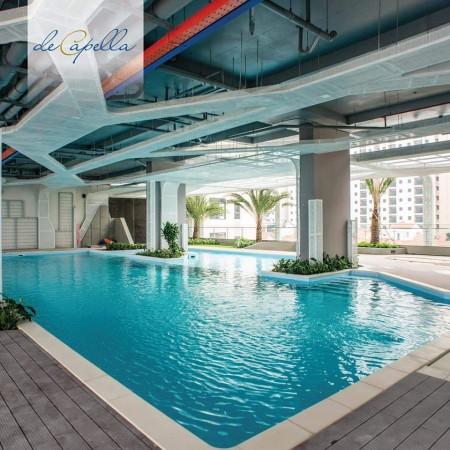 Giá tốt‼ Cho thuê căn hộ De Capella - 116 Lương Định CỦA. nhà trang bị sẵn nội thất. O9I886O3O4, 76m2, 2 phòng ngủ, 2 toilet