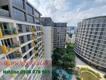 Hotline PKD SSG 0908 078 995_ Chuyên giỏ hàng căn hộ 1-2-3PN Q.Tân Bình tại chung cư Sài Gòn Airport Plaza, xem nhà ngay, 95m2, 2 phòng ngủ, 2 toilet