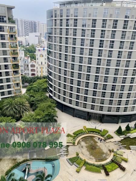 Cho thuê Căn hộ 3PN chung cư Sài Gòn Airport Plaza Q.Tân Bình 110m2, view đẹp, đủ nội thất. Hotline PKD SSG 0908 078 995, 110m2, 3 phòng ngủ, 2 toilet