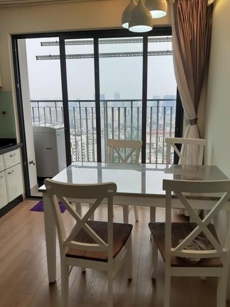Cho thuê căn hộ 25.05 tòa Bắc Chelsea Park Trung Kính: 2PN, đủ đồ, 13tr (MTG) - 0902272077, 75m2, 2 phòng ngủ, 2 toilet