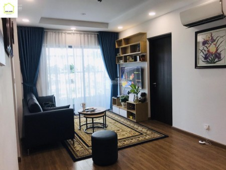 Cho thuê căn hộ tại dự án chung cư The Zen Gamuda, 2PN, 2WC, 12 triệu/tháng, Full nội thất, 76m2, 2 phòng ngủ, 2 toilet