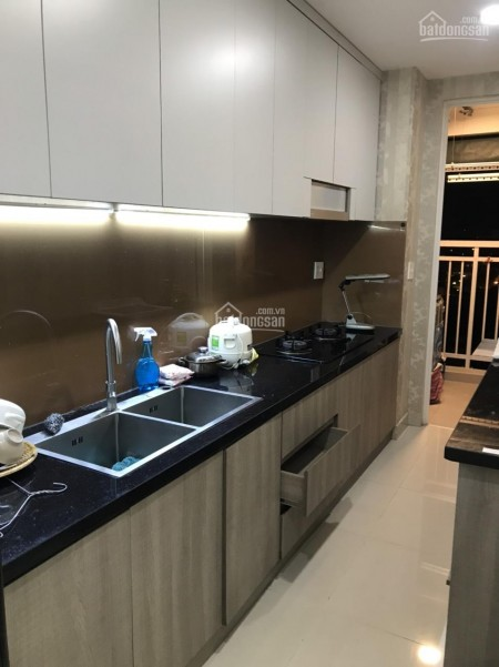 Cho thuê căn hộ rộng 85m2, 2 PN, có sẵn nội thất, giá 11 triệu/tháng, cc Lucky Palace, 85m2, 2 phòng ngủ, 2 toilet
