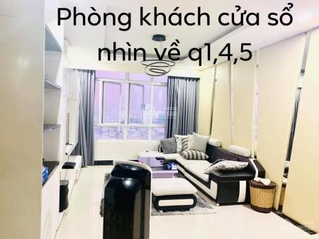 Cho thuê căn hộ 150m2, 3PN, 2WC, Full nội thất cao cấp tại khu căn hộ Chánh Hưng - Giai Việt, 150m2, 3 phòng ngủ, 2 toilet