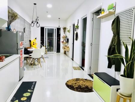 Tôi cần cho thuê căn hộ 2PN 2WC 65m2 chung cư Prosper kế bên CoopMart nội thất cơ bản., 65m2, 2 phòng ngủ, 2 toilet