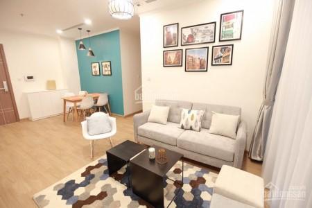 Cho thuê căn hộ mới, tầng trung, view đẹp thoáng mát đang trống có thể dọn vào ngay tại chung cư The Golden Palm, 86m2, 2 phòng ngủ, 2 toilet
