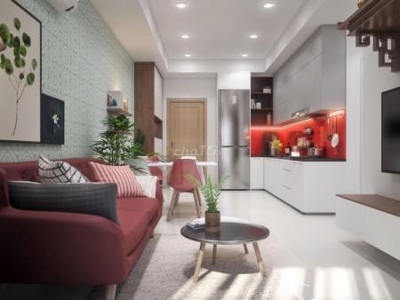 Trống căn hộ 2PN tại chung cư M-One Nam Sài Gòn cần cho thuê nhanh, giá cả ưu đãi phải chăng, 68m2, 2 phòng ngủ, 2 toilet