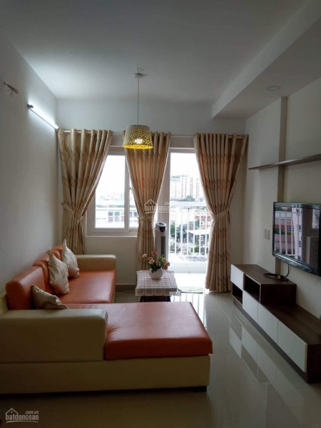 Cho thuê căn hộ Moscow Quận 12 rộng 72m2, 2 PN, đủ đồ dùng, giá 9 triệu/tháng, 72m2, 2 phòng ngủ, 2 toilet