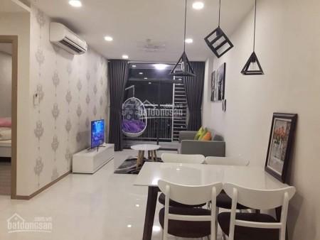 Cho thuê căn hộ tầng cao, rộng rãi, 2 PN, dtsd 65m2, cc Green Nest, giá 5.5 triệu/tháng, 65m2, 2 phòng ngủ, 2 toilet