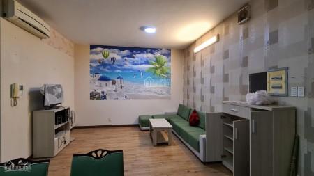 Contrexim Tôn Đản cần cho thuê căn hộ 90m2, 2 PN, đủ nội thất, giá 12 triệu/tháng, 90m2, 2 phòng ngủ, 2 toilet