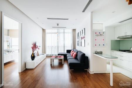 Chính chủ cần cho thuê nhanh căn hộ 52m2, Full nội thất đồ trang trí cao cấp siêu đẹp. Giá thuê 12.000.000đ/tháng, 52m2, 1 phòng ngủ, 1 toilet