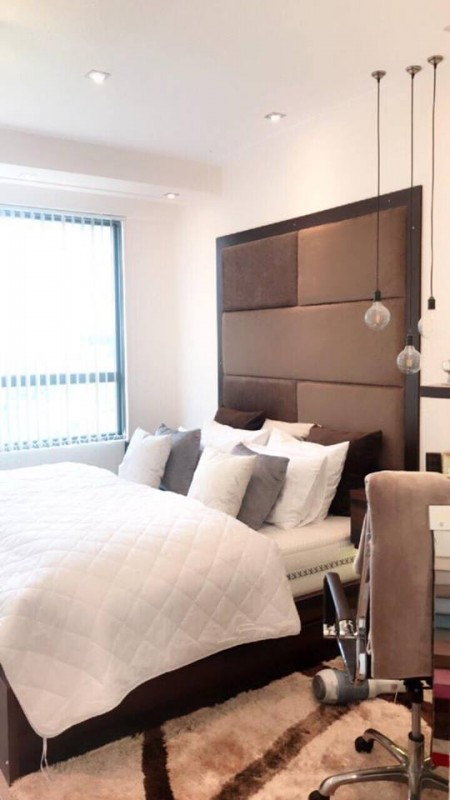 Cần cho thuê căn hộ chung cư Everrich Infinity Quận 5, 86m2, 2 phòng ngủ, 2 toilet