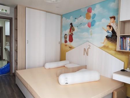 Cần cho thuê căn hộ Hà đô Centrosa Q10, dt 86m2,2pn,2wc nhà đầy đủ nội thất giá thuê 20tr/th, 86m2, 2 phòng ngủ, 2 toilet