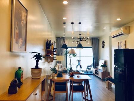 Cần cho thuê căn hộ Viva Riveside Q6, dt 86m2,3pn,2wc nhà đầy đủ nội thất giá thuê 17tr/th, 89m2, 3 phòng ngủ, 2 toilet