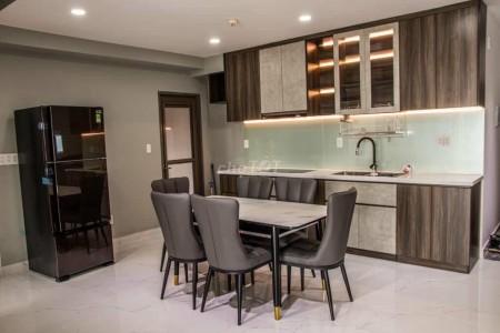 Cho thuê căn hộ cao cấp 3PN, 2WC Full nội thất cao cấp tại Nguyễn Hữu Thọ, Nhà Bè, 95m2, 3 phòng ngủ, 2 toilet