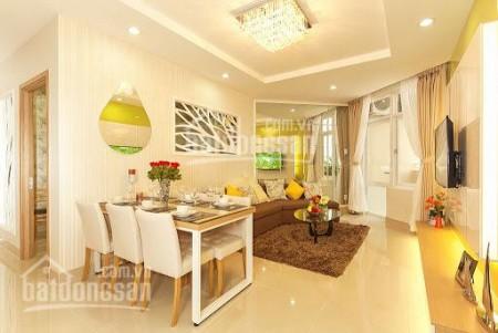 Có căn hộ trống 102m2, 3 PN, có sẵn nội thất, cc Him Lam Chợ Lớn, giá 11 triệu/tháng, 102m2, 3 phòng ngủ, 2 toilet