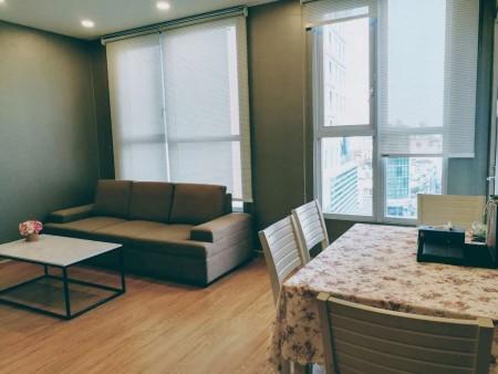 Thuê căn hộ The Prince 1 phòng ngủ riêng biệt full nội thất tầng trung view kênh #15 Triệu / tháng - Xem ngay, 54m2, 1 phòng ngủ, 1 toilet
