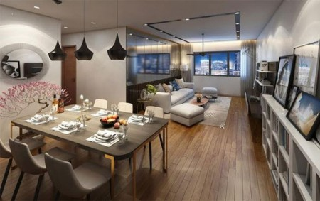 Cần cho thuê gấp căn hộ tại tòa FLC Twin Towers, 123m2, 3Pn, 2WC, Nội Thất Cơ Bản. Giá Tốt, 123m2, 3 phòng ngủ, 2 toilet