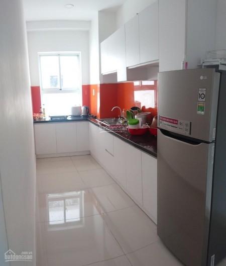 Có căn hộ 72.67m2, cần cho thuê giá 6 triệu/tháng, cc Him Lam Phú An, tầng cao, 7.267m2, 2 phòng ngủ, 2 toilet
