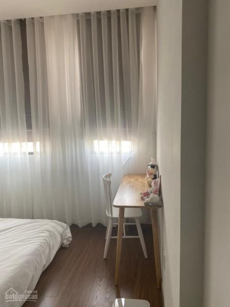 Cho thuê căn hộ khu Bắc Rạch Chiếc, dtsd 72m2, 2 PN, tầng cao, giá 6 triệu/tháng, 72m2, 2 phòng ngủ, 2 toilet
