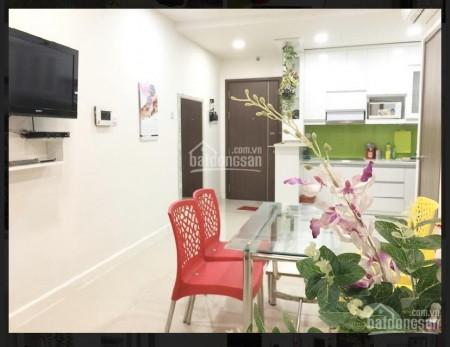 Cần cho thuê căn hộ Icon 56, 51m2, 1PN, tầng trung, view đẹp thông thoáng, mát mẽ, nhà mới, sạch sẽ, 51m2, 1 phòng ngủ, 1 toilet