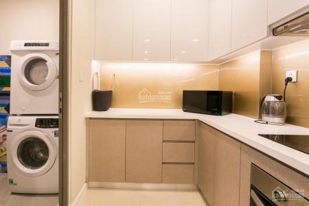 Cần cho thuê căn hộ rộng 100m2, 3 PN, cc The Gold View, giá 18 triệu/tháng, 100m2, 3 phòng ngủ, 2 toilet