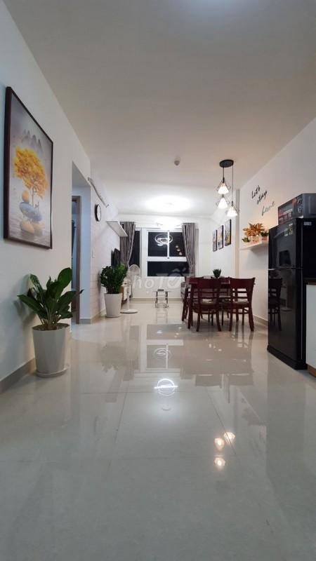 Cho thuê căn hộ chung cư Citi Soho Quận 2, 60m2, 2PN, 2WC, Full nội thất, 60m2, 2 phòng ngủ, 2 toilet