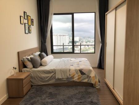 Cho thuê Safira Khang Điền dọn vào ở ngay 1PN 5,3tr 2PN 6,2tr có rèm, máy lạnh, bếp, dàn phơi 0932736182 Thảo, 49m2, 1 phòng ngủ, 1 toilet