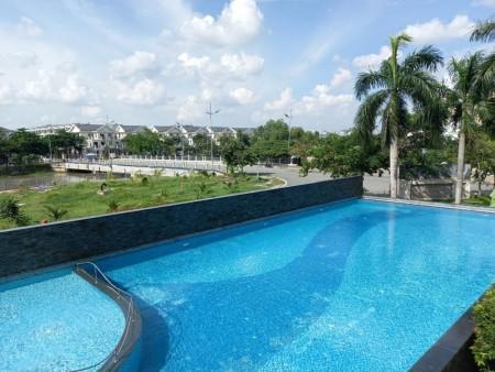 Cho thuê chung cư Pracspring - 537 Nguyễn Duy Trinh Q2 Dt 88m2, 3pn 2wc, pk, bếp. Nhà trang bị sẵn nội thất. O9I886O3O, 88m2, 3 phòng ngủ, 2 toilet