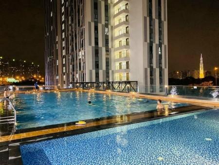 Cho thuê căn hộ officetel Centana- 1 phòng ngủ, + máy lạnh. O9I886O3O4, 44m2, 1 phòng ngủ, 1 toilet