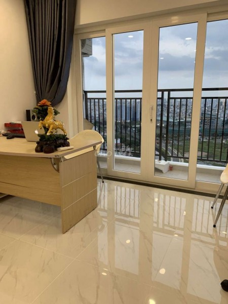 Cho thuê căn hộ Officetel Richmond city, 38m2, 1PN,1WC, Tầng trung, view hồ bơi siêu mát, 38m2, 1 phòng ngủ, 1 toilet