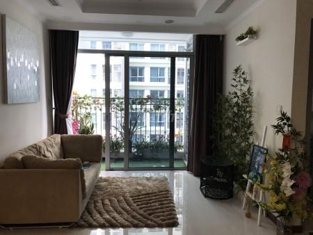 Căn hộ 2 phòng ngủ, 2 phòng vệ sinh, Nội thất cơ bản, thiết kế đẹp sang trọng, tầng trung, view đẹp, Giá Bèo !!!, 52m2, 2 phòng ngủ, 2 toilet