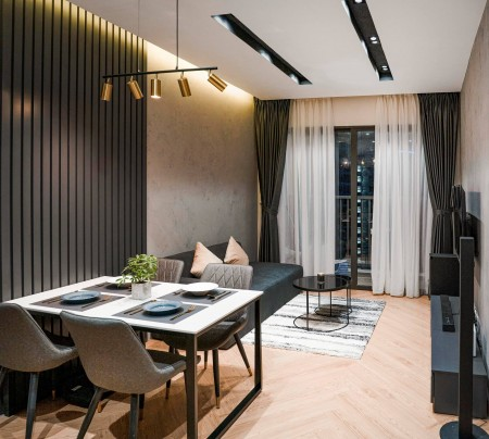 Cho thuê CH Safira KĐ giá chỉ 5,7tr/th view đẹp cam kết giá tốt nhất thị trường LH 0932151002 xem nhà 24/7, 50m2, 1 phòng ngủ, 1 toilet