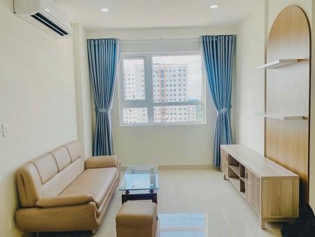 Cho thuê căn hộ tại dự án chung cư cao cấp tại Cao Lỗ ngay Trung Tâm Quận 8. Giá rẻ bèo, 73m2, 2 phòng ngủ, 2 toilet