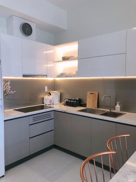 Cho thuê căn hộ 1PN, full nội thất Jamila Khang Điền, Quận 9, 9tr/tháng (BPQL). LH 0932151002 xem nhà 24/7, 73m2, 2 phòng ngủ, 2 toilet