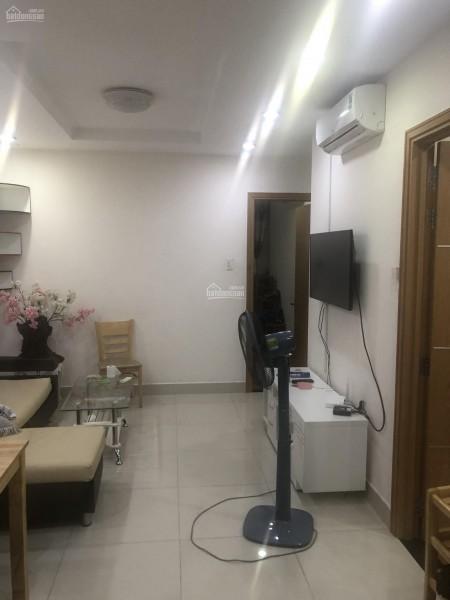 Him Lam Quận 7 có căn hộ trống 60m2, 2 PN, cho thuê giá 10 triệu/tháng, đồ dùng đủ, 60m2, 2 phòng ngủ, 2 toilet