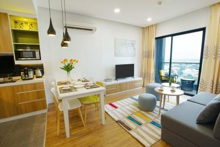 Thuê căn hộ Republic Plaza Cộng Hòa 2 phòng ngủ/2WC full tiện nghi 18 Triệu bao phí - Xem Ngay, 73m2, 2 phòng ngủ, 2 toilet