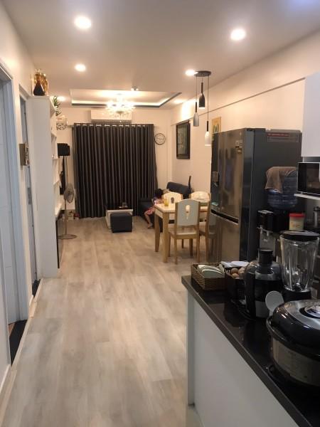 Em chuyên cho thuê căn hộ chung cư quận 12 chỉ từ 5,5tr/th, 50m2, 1 phòng ngủ, 1 toilet