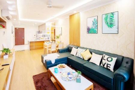 Cho thuê căn hộ Officetel Central Premium, 32m2, Nội thất cơ bản, dọn vào ngay, 32m2, 1 phòng ngủ, 1 toilet