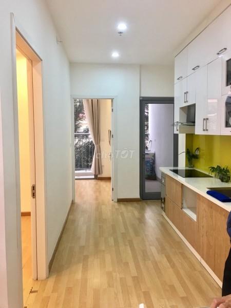 Cho thuê căn hộp cao cấp,Full nội thất mới hiện đại, 1PN tại KĐT Vinhomes Times City, 53m2, 1 phòng ngủ, 1 toilet