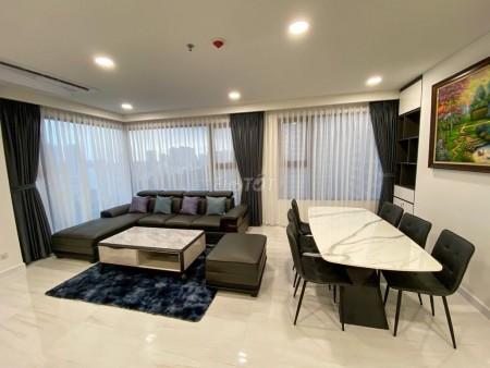 Cho thuê căn hộ cao cấp tại dự án chung cư Kingdom 101, Diện tích 103m2, 3PN, 2WC, 103m2, 3 phòng ngủ, 2 toilet