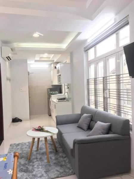 Cho Thuê CĂN HỘ CỰC PHẨM CHÁY PHÒNG CHỈ TRONG 3 NGÀY, Lý Tự Trọng Quận 1, 36m2, 1 phòng ngủ, 1 toilet